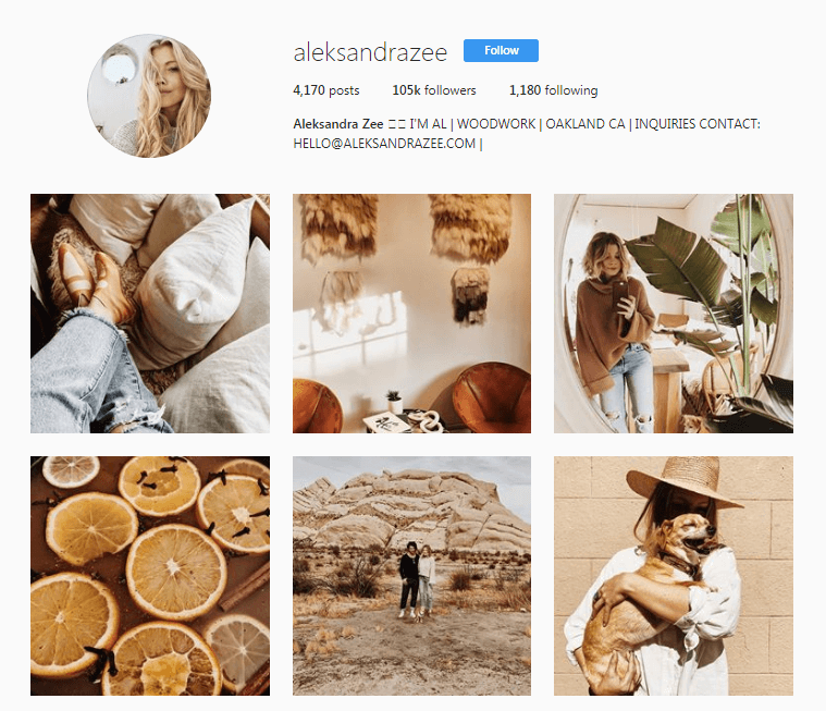 create great icstagram feed
