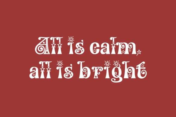 Christmas Fonts Ideas