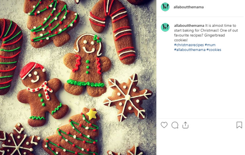 Christmas Social Media Ideas