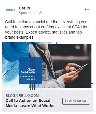 Call to Action on Social Media. P. 2: Split Testing