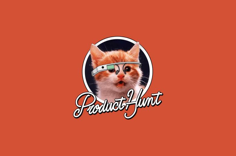 Product Hunt cat