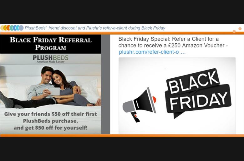 Black Friday Referral Program 4