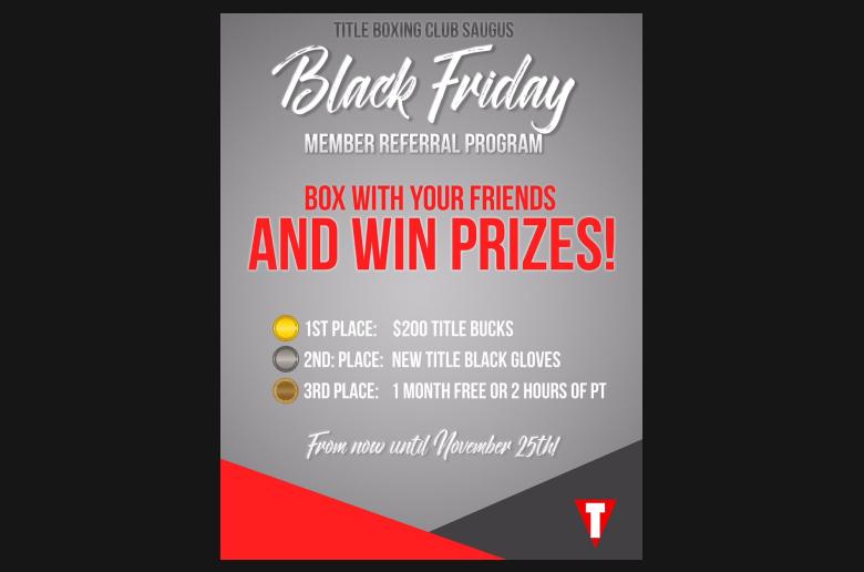 Black Friday Referral Program 3