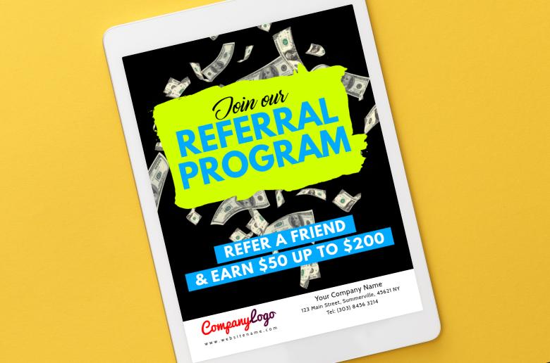 Black Friday Referral Program 2