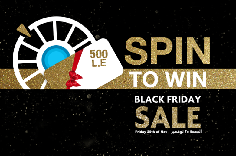 Black Friday Spin Roulette and Win 5