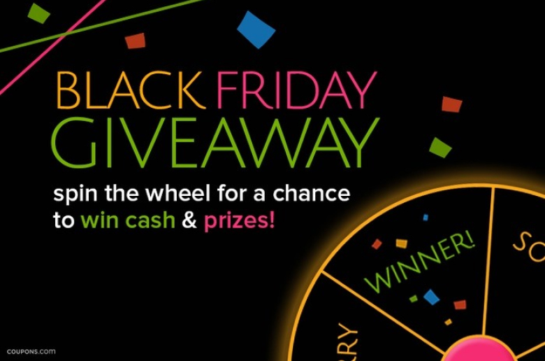 Black Friday Spin Roulette and Win 4