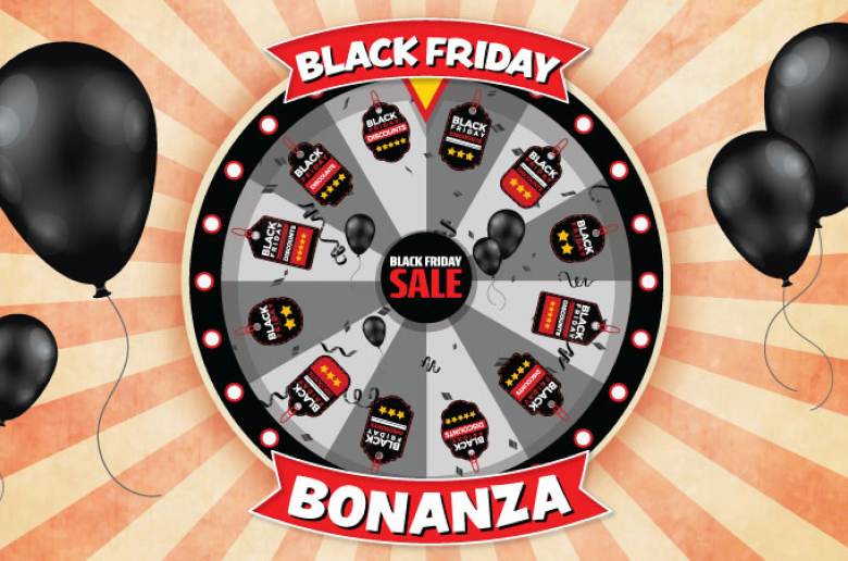 Black Friday Spin Roulette and Win 2