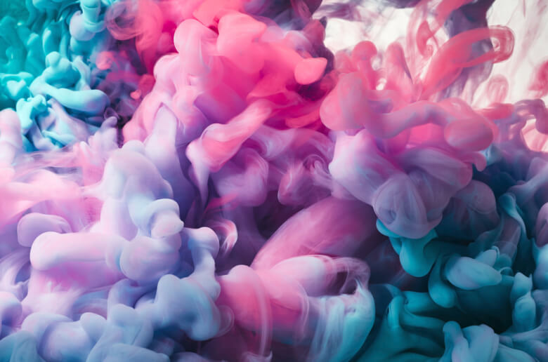 Bold & saturated colors by Depositphotos