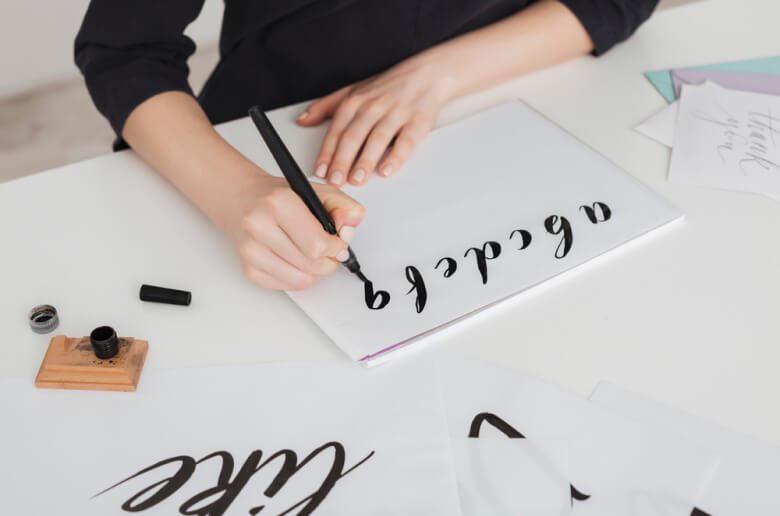 Calligraphy by Depositphotos