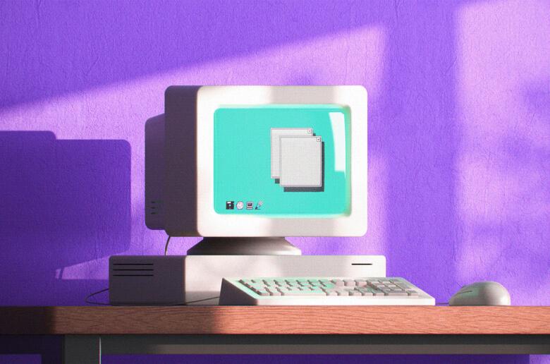 3D meets 2D by Depositphotos