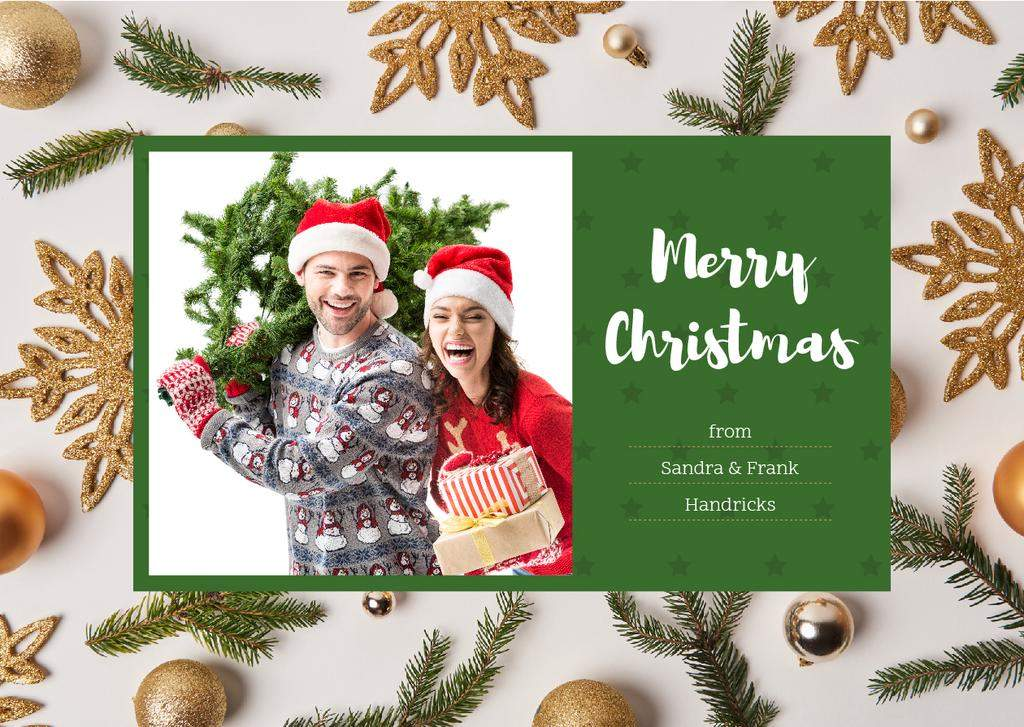 Christmas cards design ideas