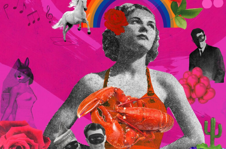 Collage Art by http://www.michelle-thompson.com/#/financial-times/