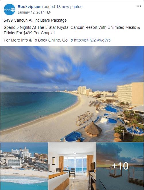 BookVIP.com Cancun all inclusive