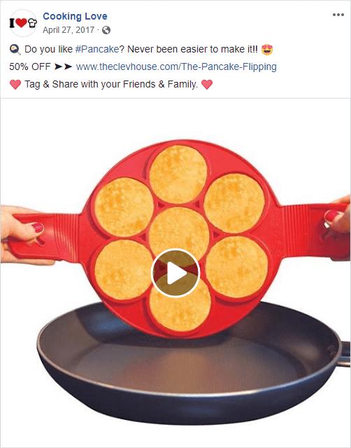 Cooking Love Pancake flipper