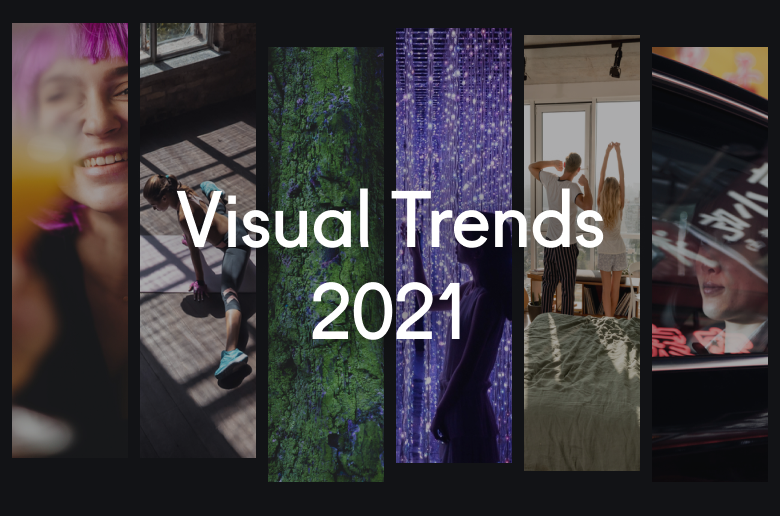 The Ray of Hope: Visual Design Trends for 2021