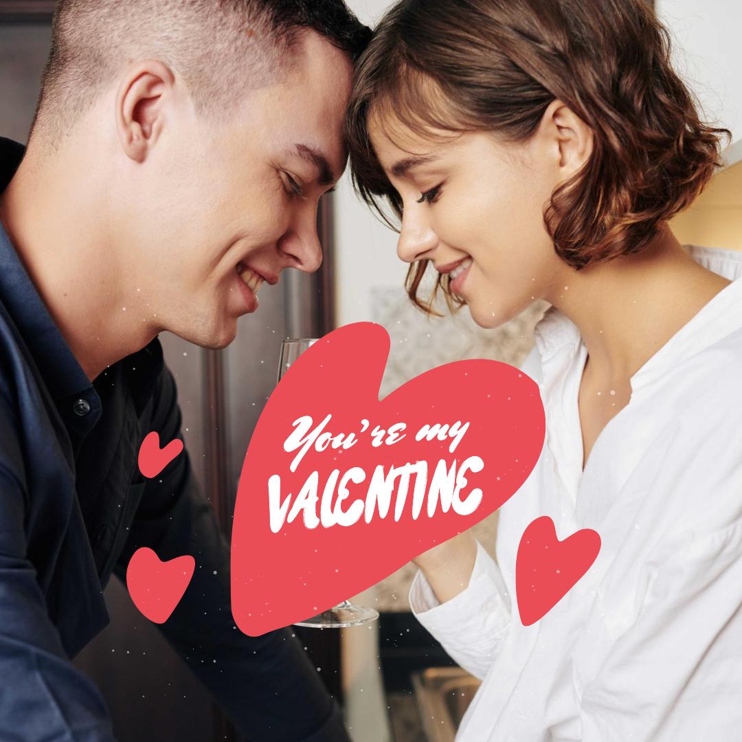 Valentine's Day Marketing Design Ideas 1