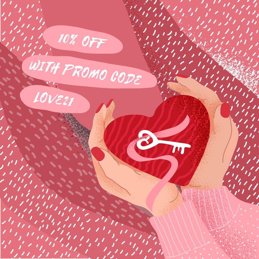 Valentine's Day Marketing Design Ideas 12
