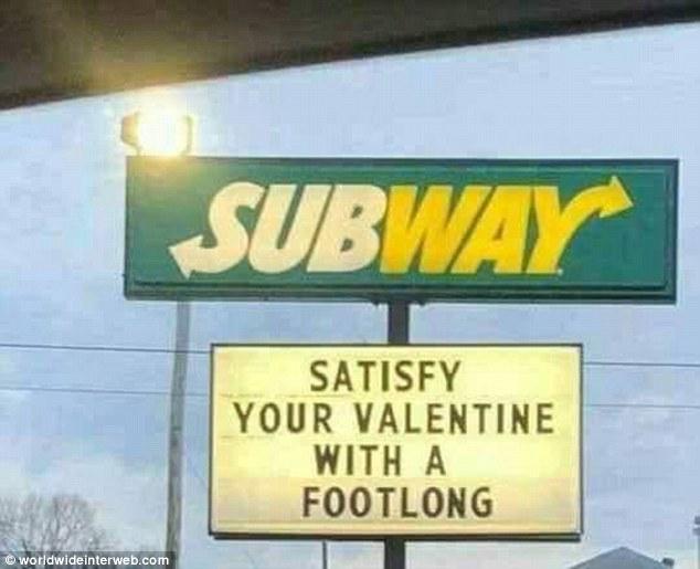 Плохие идеи ко Дню святого Валентина
