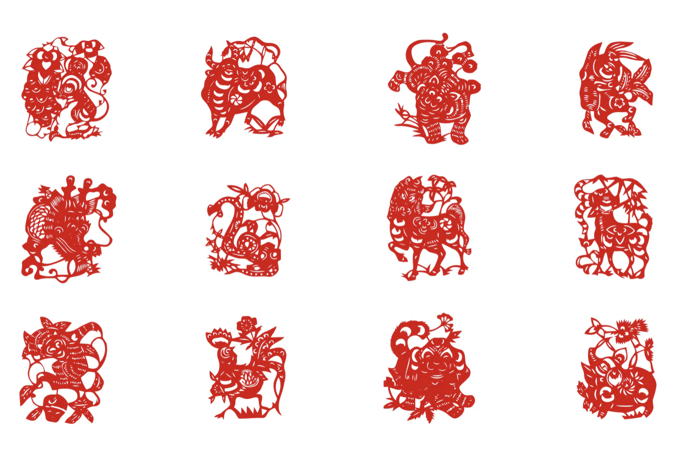 Chinese New Year design inspirations
