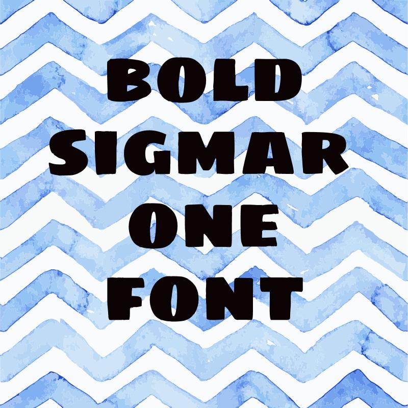Font pairing techniques