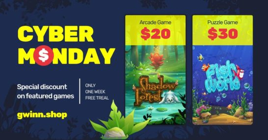 Cyber Monday Video Games Offer