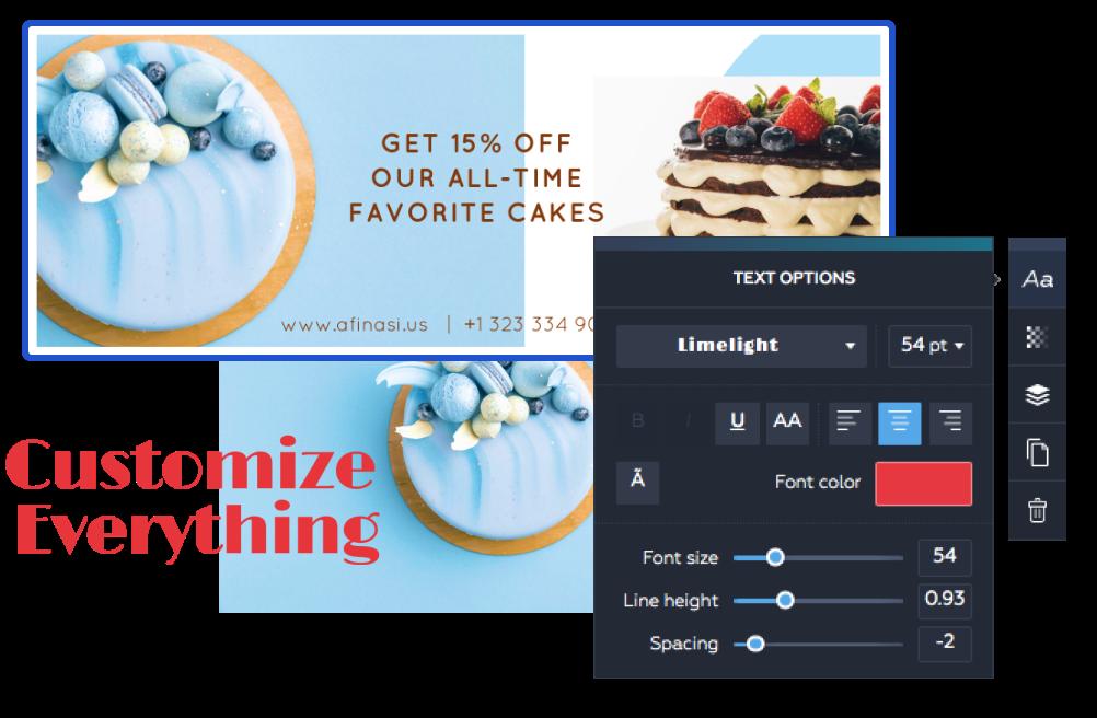 edit your design