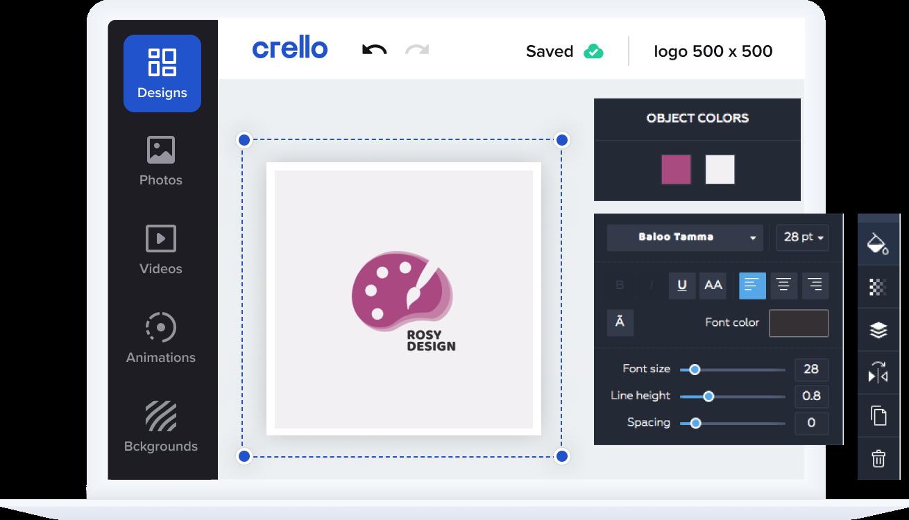 personalizar diseño