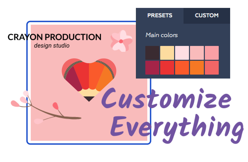 customize pictures
