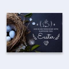 biglietti di Pasqua