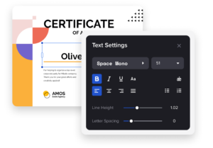 δωρεάν certificate maker