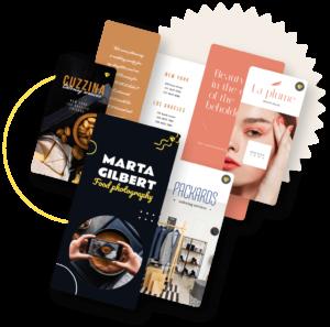 créer une brochure