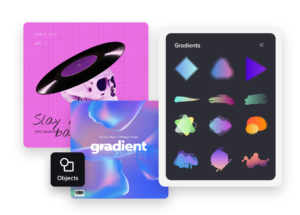 browse igtv cover design objects