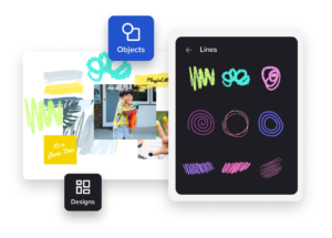 browse school logo design objects