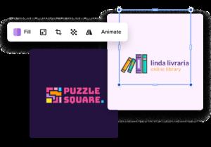 create school logo online
