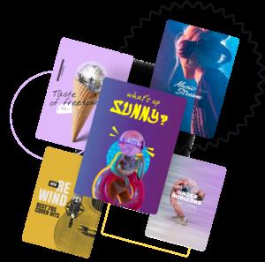make club flyers