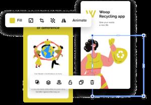 create mobile presentation online