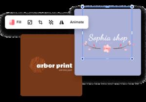 create tree logo online