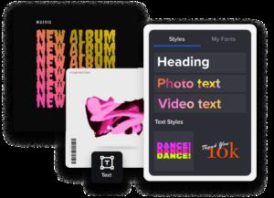 customize mobile presentation designs