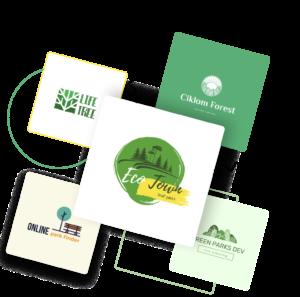 make tree logo