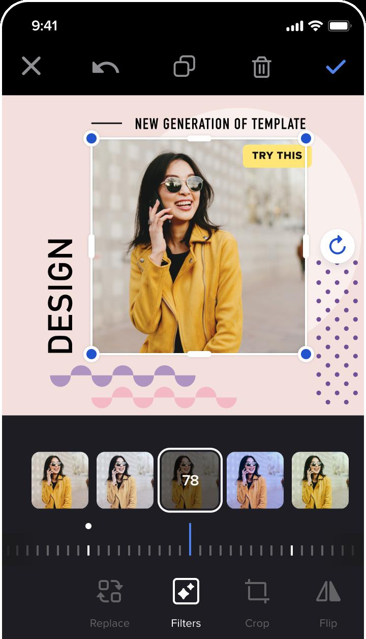 ontwerp-app voor verhalen