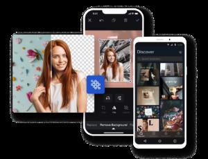 mobil tervezőalkalmazás