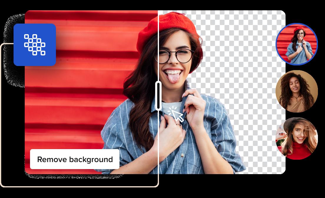 remove background app
