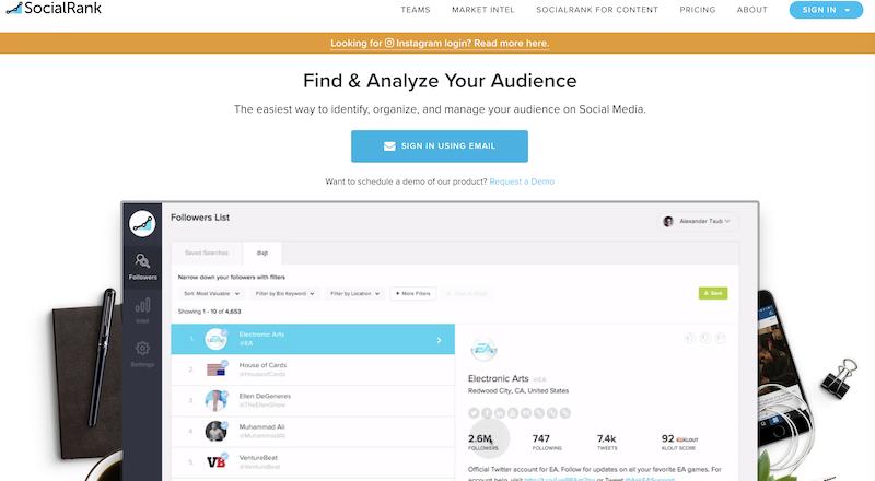 SocialRank smm tools 2019