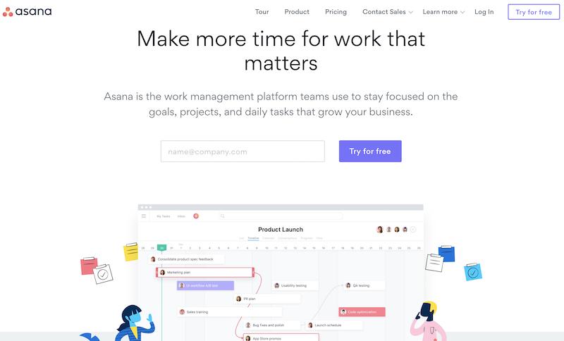 asana smm tools 2019