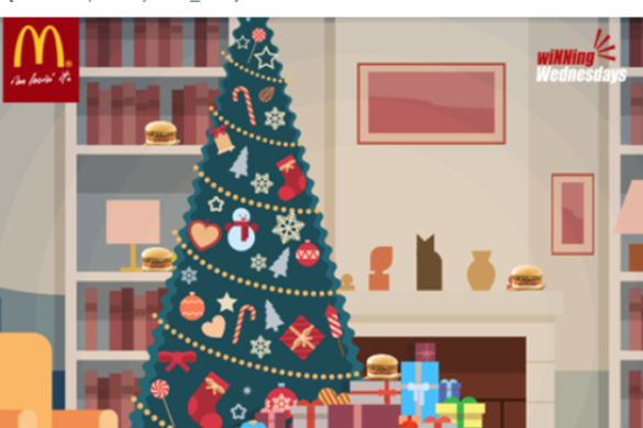 10 отличных идей для рождественского SMM